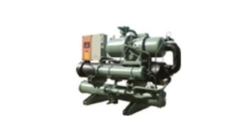 工业冷水机组的两种制冷形式